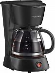 Insignia 5-Cup Coffee Maker $4.99 (org $15) & More Small Appliances