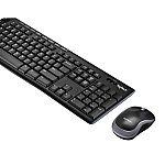 Logitech Wireless Keyboard and Mouse Combo $14.88