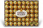 Ferrero Rocher Fine Hazelnut Chocolates, Chocolate Gift Box for Valentines day $12.49