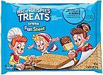 32-oz Kellogg's Rice Krispies Treats, Crispy Marshmallow Squares, Original, Fun Sheet $9.41 or Less