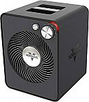 Vornado VMH300 Whole Room Metal Heater with 2 Heat Settings and Adjustable Thermostat $59.99