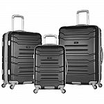 Home Depot Luggage Sale: 3-Piece Olympia USA Hardcase Set $115 and more