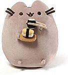 "GUND Pusheen Snackables Plush Stuffed Animal Cat, 9.5"" $11.92 (Org $25) & more"