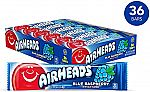 36-Pack of 0.55-oz Airheads Candy Bars (Blue Raspberry) $4.88 or Less