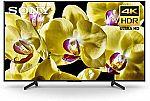 """4K UHD LED Smart TVs: Sony 75"""" XBR-75X800G $1099, LG 82"""" 82UM8070PUA $1699"""
