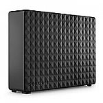 Seagate 6TB Expansion USB 3.0 External Desktop Hard Drive (STEB6000403) $74.99
