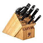 10-Piece Shun Classic Chef's Knife Set $599 (Save $300)