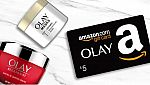 Buy 2 Olay items, Receive $5 Amazon Gift Card