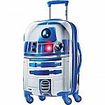 "American Tourister Star Wars 21"" Carry-On Hardside Luggage $68 & More"
