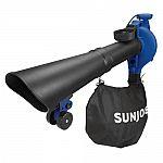 Sun Joe SBJ606E 14AMP 250MPH 4-in-1 Electric Blower, Vacuum, Mulcher & Gutter Cleaner $65 + Free Shipping