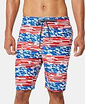 Macys Men's Swimwear Clearance - Speedo Trunks $8, Columbia Water Short $10 & More