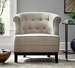 Home Decorators Collection Emma Upholstered Arm Chair $169.50