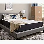 Sealy 10-Inch Memory Foam Bed in a Box Queen $298 (50% Off) & more