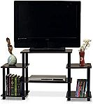 Furinno Turn-N-Tube No Tools Entertainment TV Stand $17.68