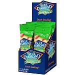 12-Ct Blue Diamond Whole Natural Almonds (1.5 Oz.ea) $6.28 and more