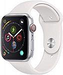 Apple Watch Series 4 (GPS + Cellular, 44mm) $370