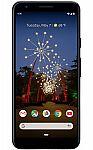 Google Pixel 3a Smartphone $300, Pixel 3a XL $380