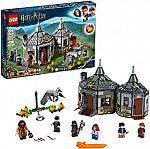 LEGO Harry Potter Hagrid's Hut: Buckbeak's Rescue 75947 $48 (Org $60) & More