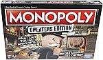 Monopoly Cheaters Edition Board Game $8