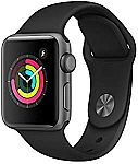 (Back) Apple Watch Series 3 (GPS, 38mm) - Used, Good $133