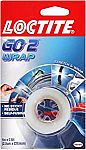 Loctite Go2 Clear Repair Wrap 1-Inch by 7.5-Foot Roll $1.49