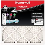 12-Pack Honeywell Elite Allergen Pleated Air Filter (FPR 10) from $86 (40% Off)