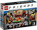 LEGO Ideas 21319 Friends The Television Series Central Perk $60