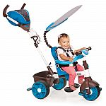 Little Tikes 4-in-1 Sports Edition Trike (Blue/White) $50