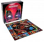 Monopoly: Marvel Deadpool Collector's Edition Board Game $9 (Org $30) + Free Shipping