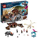 LEGO Fantastic Beasts Newt's Case of Magical Creatures 75952 (694 Pieces) $28 (Org $50)