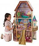 KidKraft Belle Enchanted Dollhouse $63
