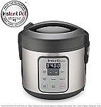 Instant Pot Instant Pot Zest Rice and Grain Cooker - 8 cup $29.92 (org $60)