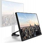 "Samsung 27"" LCD QHD Space Monitor $250 + $50 Best Buy eGift Card"