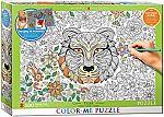 EuroGraphics Tiger Color Me Puzzle (500 Piece) $5.80