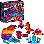 "LEGO 70825 ""The LEGO Movie 2 Queen Watevra's Build Whatever Box!"" $23"