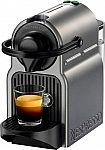 Nespresso Inissia Espresso Maker/Coffeemaker $80