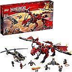 LEGO Ninjago Masters of Spinjitzu: Firstbourne 70653 $34.99 (50% off)
