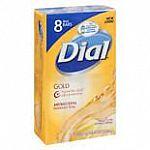 16-Count 4oz Dial Antibacterial Bar Soap (Various) $4