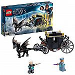 LEGO Fantastic Beast's Grindelwald's Escape 75951 $8 and more