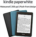 Kindle Paperwhite 8GB (Current Gen) $76.50 + $20 eBook Credit (YMMV)