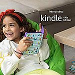 All-new Kindle Kids Edition (Includes access to thousands of books) $79.99
