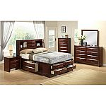 Madison Storage Platform Bedroom Set (Assorted Sizes) from $799 + Free shipping