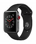 Apple Watch Series 3 GPS + Cellular - 42mm Sport Band $259