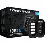Compustar 2-Way Remote Start System + Installation $250