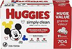 Amazon - Buy 2 Get $5 Off Promotion (Wet Wipes, Makeup & More)
