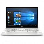 "HP Envy 13.3"" Full HD IPS Touch Laptop (i5-8265U 8GB 256GB SSD) $499"