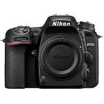 Nikon D7500 DX-format Digital SLR Camera Body Refurbished by Nikon $590