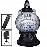 Up to 55% Off Halloween Decorations: 6 ft. Inflatable Fire and Ice 3 Witches $64 and more