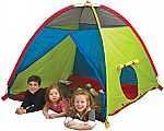 Pacific Play Tents Super Duper 4 Kids Playhouse Tent $14 (77% Off)