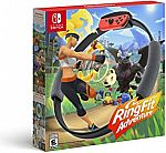Ring Fit Adventure - Nintendo Switch $69.99 (Back order)